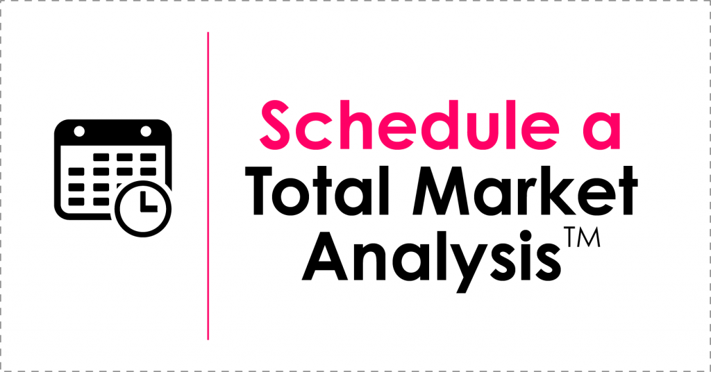 Schedule a Total Market Analysis