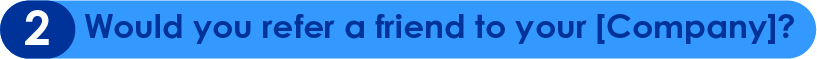 """""""I would refer a friend to my job."""""""