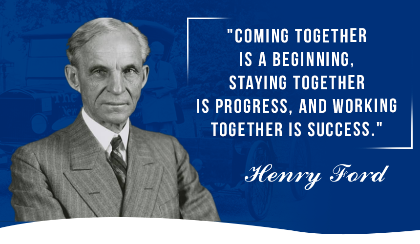 43 Inspiring Motivational Quotes About Teamwork and Collaboration